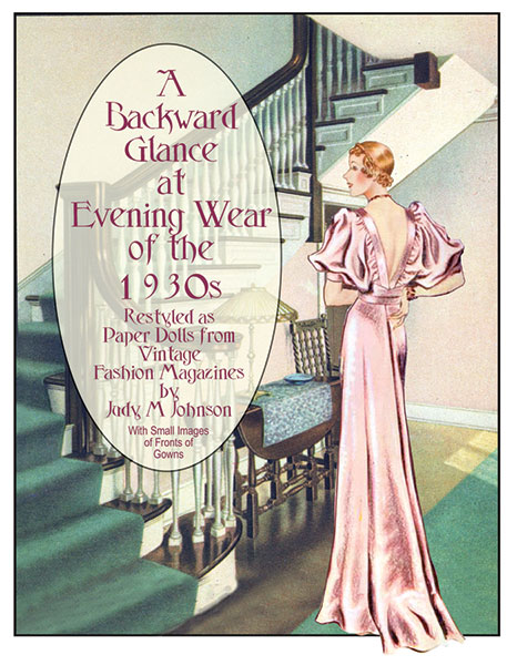 A Backward Glance at Evening Wear